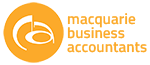 Macquarie Business Accountants Logo