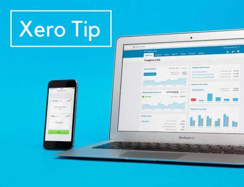 Xero Tip – the inbuilt calculator