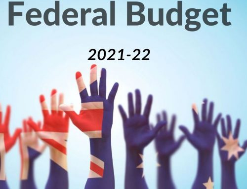 The 2021-22 Federal Budget